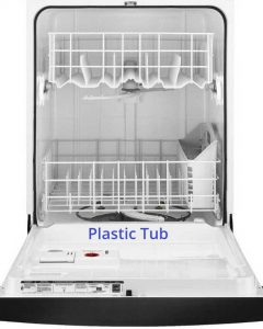 Dishwasher Plastic Tub