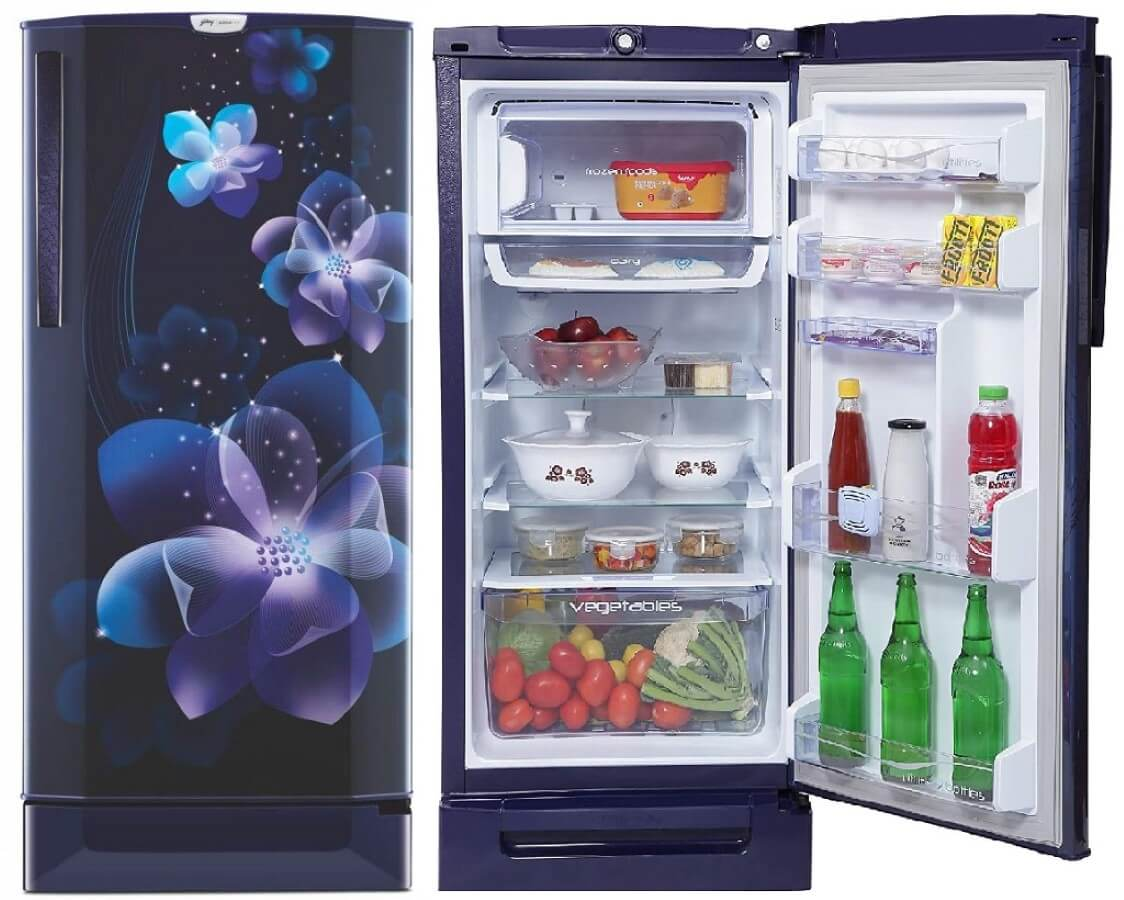 Godrej RD 1905 190L 5 Star Refrigerator under 20000