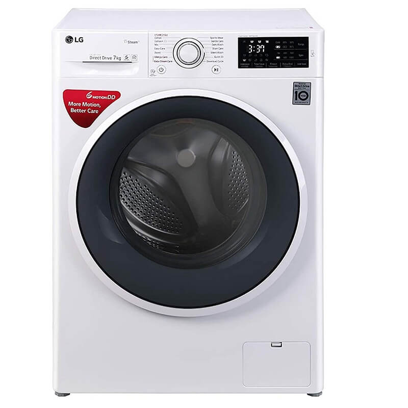 LG FHT1007SNW Washing Machine 7 Kgs Fully Automatic Front Load