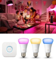 Philips Hue hub and bulbs