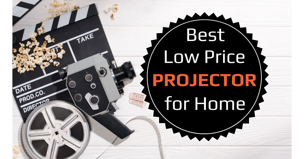 Best Low price projector for home in India review