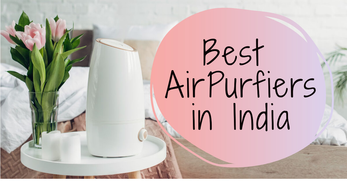 Best Air Purifier in India for home office use