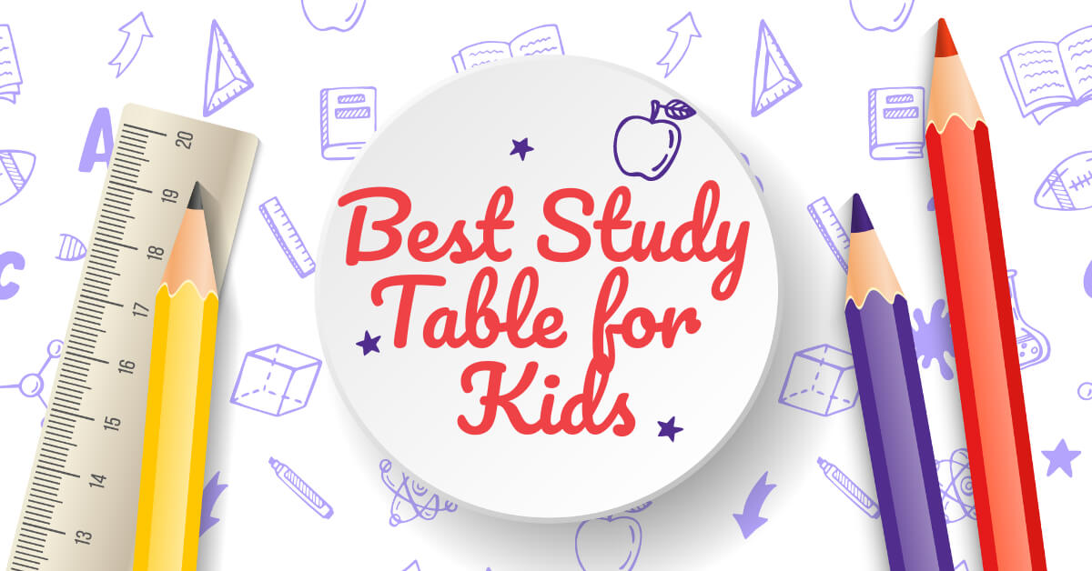 best study table for kids students laptop table